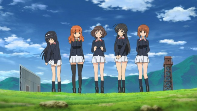 Girls und Panzer 10 c (1)