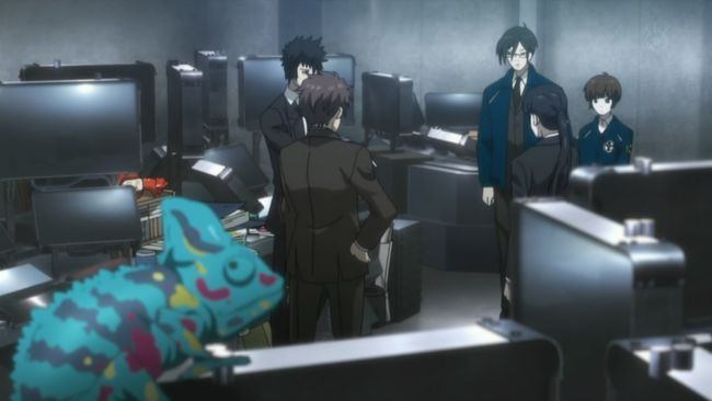 Psycho-Pass 002