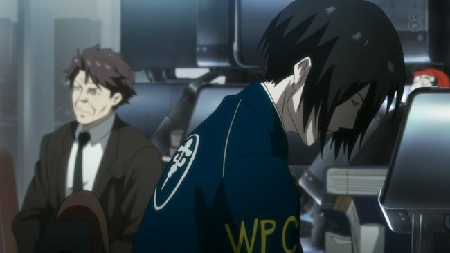 Psycho-Pass 005