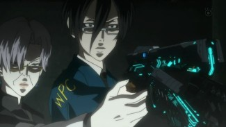 Psycho-Pass 009